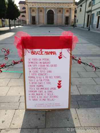 Auguri a tutte le mamme dall'asilo di Turate - Varese Settegiorni