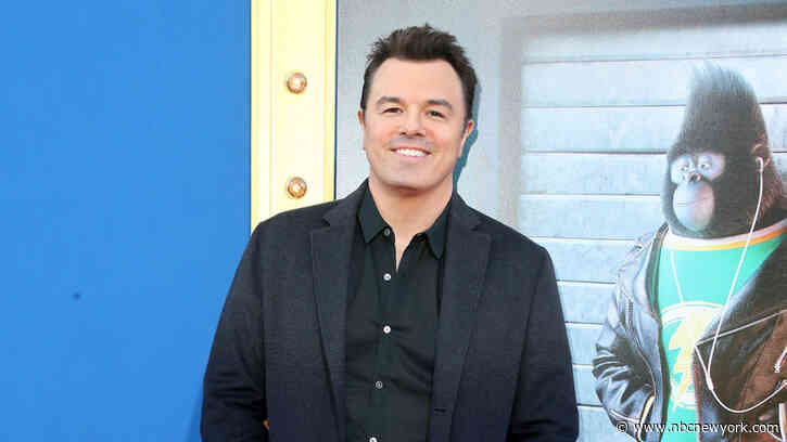 'The At-Home Variety Show' with Seth MacFarlane Arrives on Peacock - NBC New York