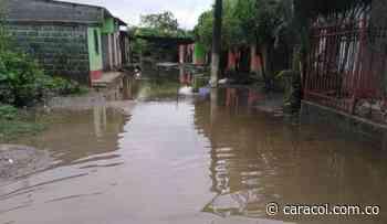 Aguacero provocó inundaciones en San Jacinto del Cauca, Bolívar - Caracol Radio