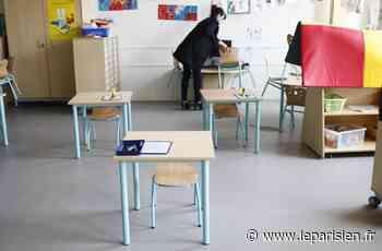 Tables espacées, toilettes condamnées, profs masqués : comment cette école de Clichy se prépare à rouvrir - Le Parisien