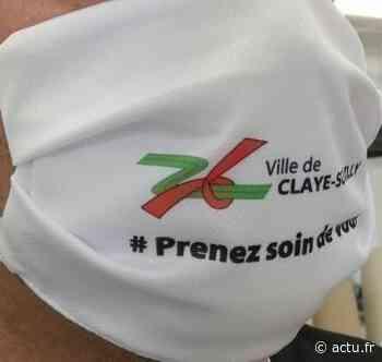 Seine-et-Marne. Les masques de Claye-Souilly sauvés par leur logo ? - actu.fr