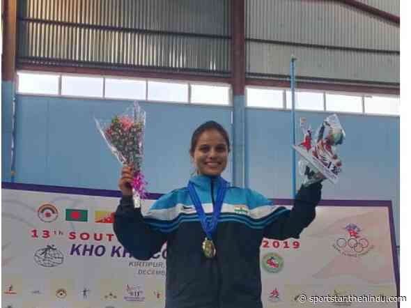 'Was nearing a no-ration phase': Meet India's kho-kho captain - Sportstar