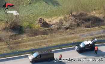 Ruba un furgone del comune di Riva del Garda ma rimane per strada: 19 enne marocchino arrestato dai Carabinieri. - la VOCE del TRENTINO