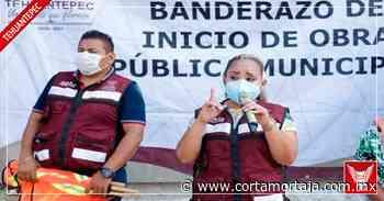Inicia ayuntamiento la construcción de muro de contención en Tehuantepec - Cortamortaja, Agencia de Noticias