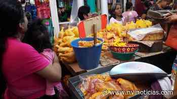 Alerta en el mercado de Tehuantepec por desacato de contingencia - NVI Noticias