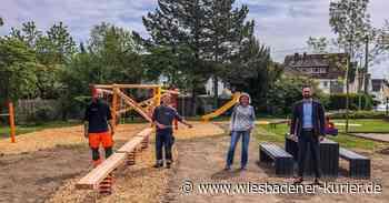 Umgestalteter Spielplatz in Geisenheim öffnet die Tore - Wiesbadener Kurier