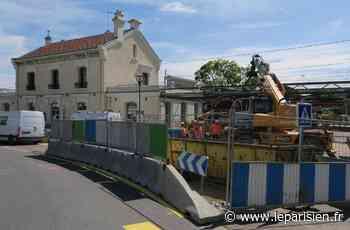 La gare fermée ce week-end pour travaux à Savigny-sur-Orge - Le Parisien