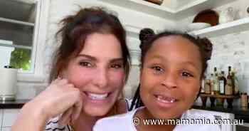 A long-term boyfriend and two adopted kids: Inside Sandra Bullock's notoriously private family. - Mamamia