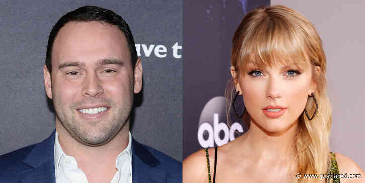 Scooter Braun Won't Run for Office After Going Through Taylor Swift Feud