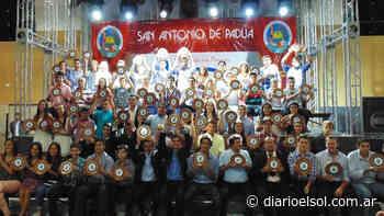 Premio San Antonio de Padua 2019: Cuenta regresiva para el cierre de nominaciones - Diario El Sol - El Sol digital