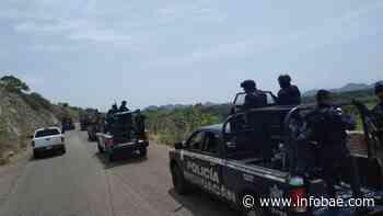 Habitantes de Tepalcatepec reportan que camionetas con hombres armados los tienen sitiados - infobae