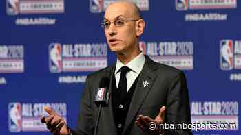 Report: NBA unlikely to hold play-in tournament