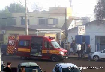 Acusado de matar colega com sete facadas em Pinhalzinho se entrega à Polícia - JRTV Jornal Regional