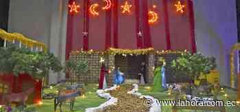 La Navidad ya se vive en la ciudad de Yantzaza - La Hora - La Hora (Ecuador)