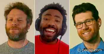 Seth Rogen, Billy Eichner and Donald Glover Sing 'Hakuna Matata' in Disney's Family Singalong 2 - PEOPLE