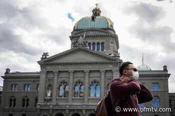 Coronavirus: plusieurs rassemblements contres les mesures sanitaires en Suisse - BFMTV