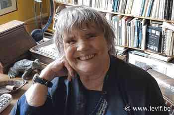 """Jacqueline Aubenas: """"Le confinement m'a rendue vivante"""" - Le Vif"""