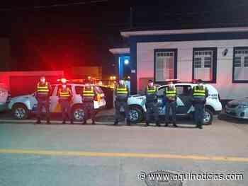 Polícia Militar realiza Operação Saturação em Muniz Freire - Aqui Notícias - www.aquinoticias.com