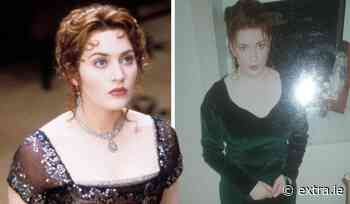 Fans compare snap of Elaine Crowley at her debs to Kate Winslet in Titanic - Extra.ie