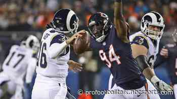 Leonard Floyd looking forward to reunion with Brandon Staley with Rams