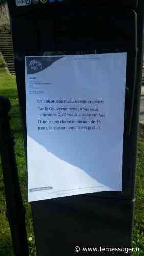 Thonon-les-Bains : le stationnement en surface reste gratuit - Le Messager