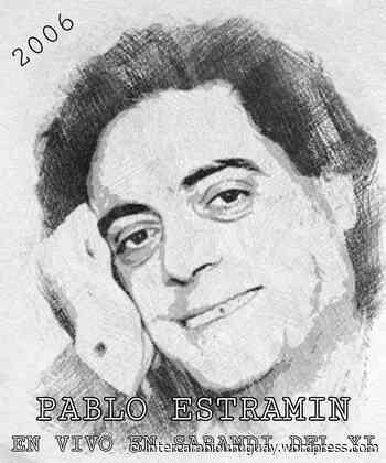 Pablo Estramin – 2006 – En Vivo en Sarandi del Yi - Ummmcelona