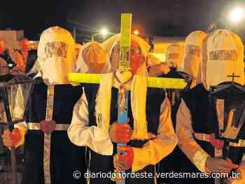 Procissão de penitentes em Barbalha é cancelada pela primeira vez - Diário do Nordeste