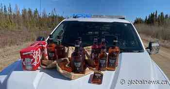 RCMP lays bootlegging charges near Deschambault Lake, Saskatchewan - Globalnews.ca