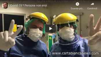Coronavirus, il video degli operatori dell'Ospedale di San Giovanni in Persiceto - CartaBianca news