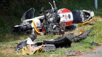 Motorrijder gewond geraakt in Wapserveen - RTV Drenthe