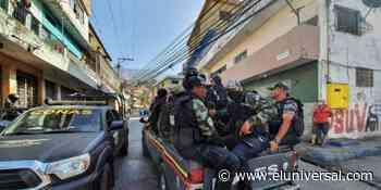 Gobierno anuncia confinamiento total desde este viernes en Petare y Colonia Tovar - El Universal (Venezuela)
