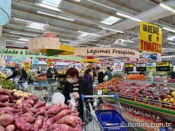 Mesmo com alerta, curitibanos vão às compras na véspera do Dia das Mães - RIC Mais