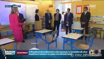 A Breuillet, une visite guidée organisée dans l'école pour rassurer les parents - BFMTV.COM