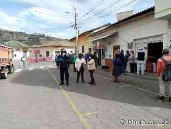 Pimampiro se suma a los cantones de Imbabura con casos positivos de Covid-19 - La Hora - La Hora (Ecuador)