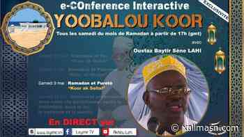 e-Conference Yoobalou Koor 3 : Oustaz Baytir Sene LAHI - Xalima.com