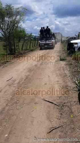 Luego de enfrentamiento, cae banda dedicada al robo de transporte, en Cosamaloapan - alcalorpolitico