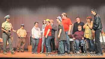 Haslach i. K.: Corona bremst Theatergruppe nicht - Schwarzwälder Bote