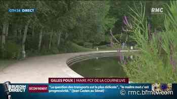 Seine-Saint-Denis: le maire de La Courneuve réclame la réouverture du parc à partir du 11 mai - BFMTV.COM