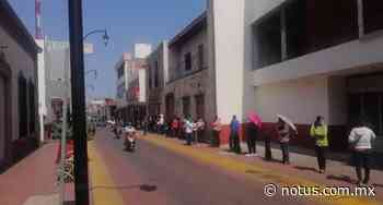 Por cierre de Elektra en Pénjamo; Abasolo y Cuerámaro se saturan - Periodico Notus