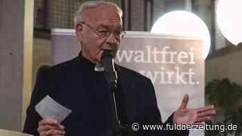 Feierlicher Abschied von Algermissen – pax christi dankt Bischof   Fulda - Fuldaer Zeitung