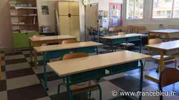 PHOTOS - Déconfinement : les écoles se préparent à Carros - France Bleu