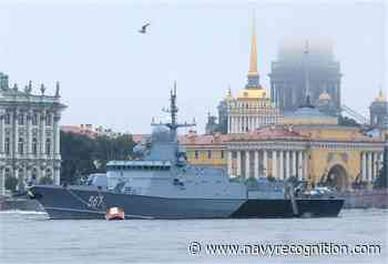 Russian Navy Odintsovo Karakurt-class corvette of project 22800 ready for trials - Navy Recognition
