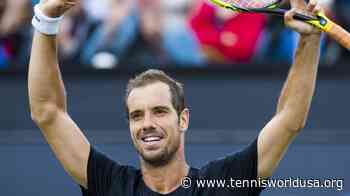 Richard Gasquet: What scares me the most is not knowing when we're going to resume - Tennis World USA