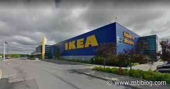 IKEA Bomb Threat In Boucherville, Quebec - MTL Blog