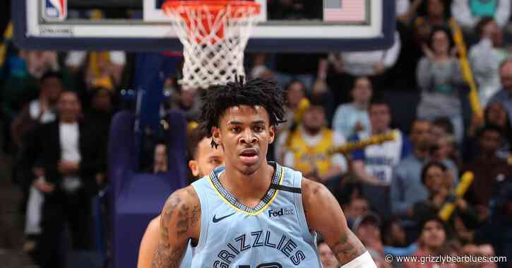 Ja Morant has a long way to go (and that's exciting)
