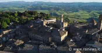 Volterra senza turisti spera nel 2022 - TGR Toscana - TGR – Rai
