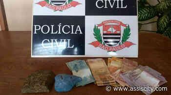 Dois homens são presos acusados de tráfico em Rancharia - Assiscity - Notícias de Assis SP e região hoje