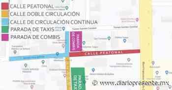 Cerrarán calle Damián Piza Beltrán en Teapa - Diario Presente