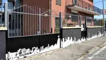 """Desio, inaugurato il murales dedicato alle vittime del COVID. L'artista: """"Un ricordo speciale per chi non c'è più"""" - MBnews"""