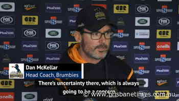 Video: Super Rugby uncertainty concerning for McKellar - Brisbane Times